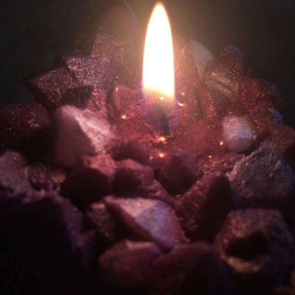 product image for Crystal Cluster Candle