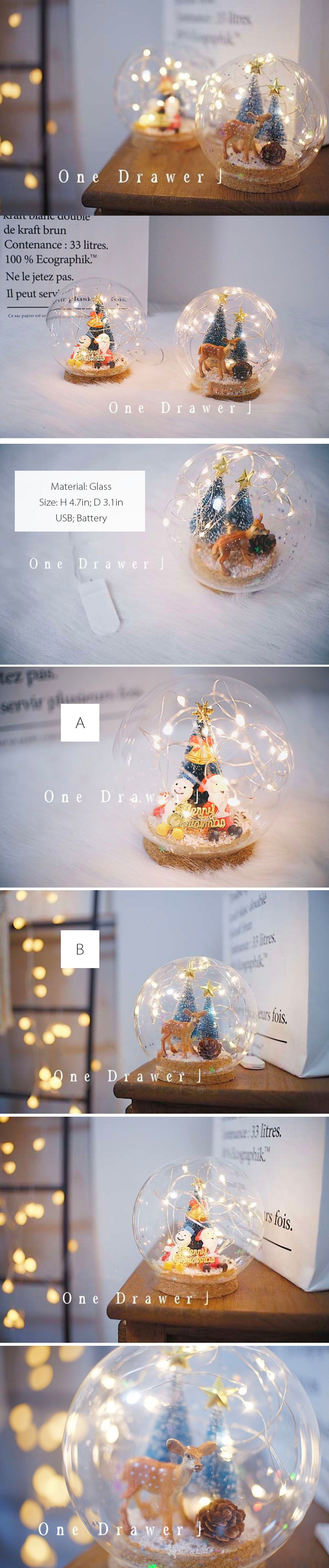 DIY Crystal Ball Kit Special Gifts