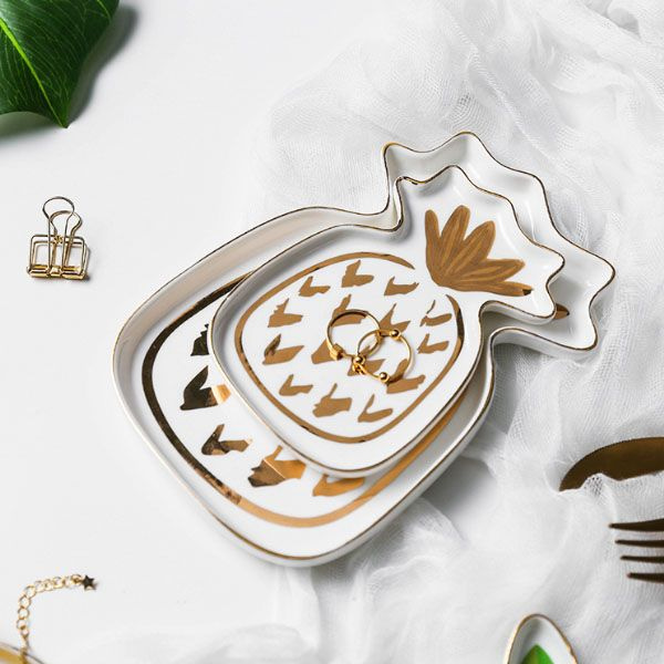 product image for Gold Trim Dish