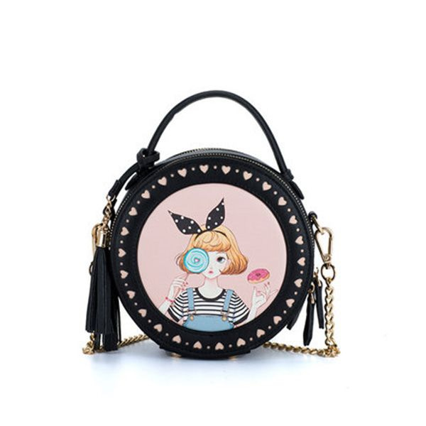 product image for Sweet Things Round Shoulder Bag