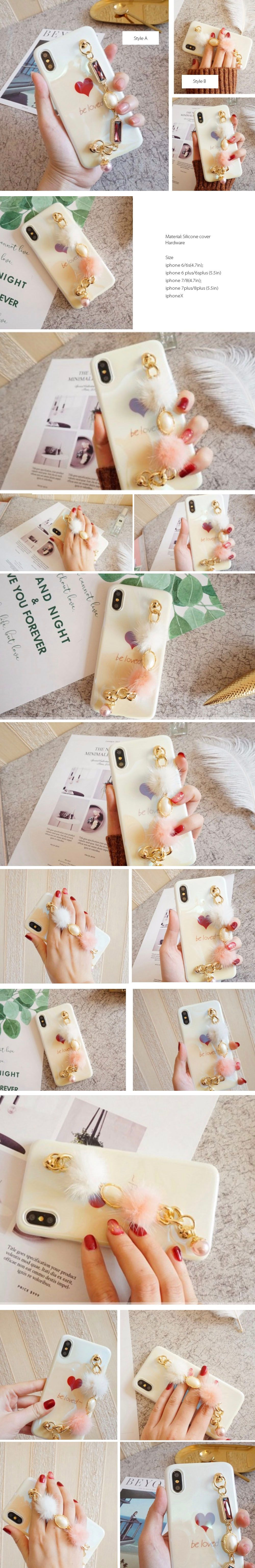 Heart iPhone Case Protection for iPhone