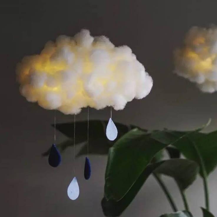 DIY Cloud Lamp Kit