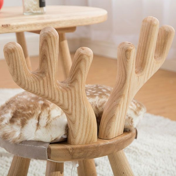 product image for Little Animal Wooden Chair