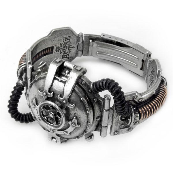 Empire Steam-Powered Watch