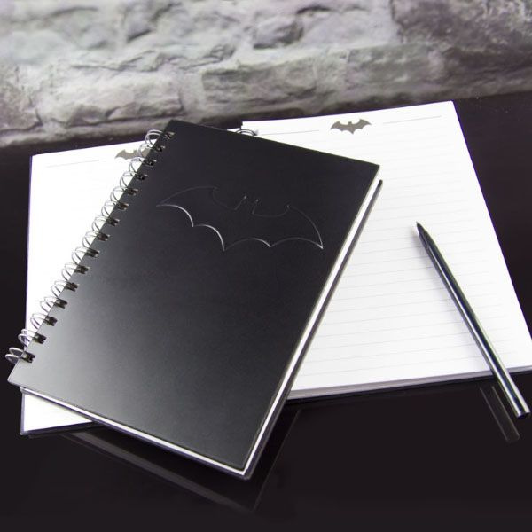 Batman Logo A5 Notebook