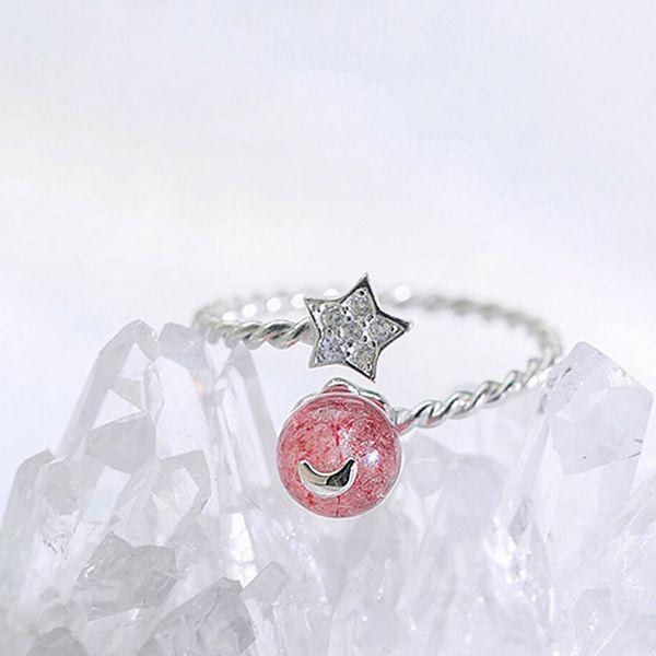 Stellar Quartz Ring