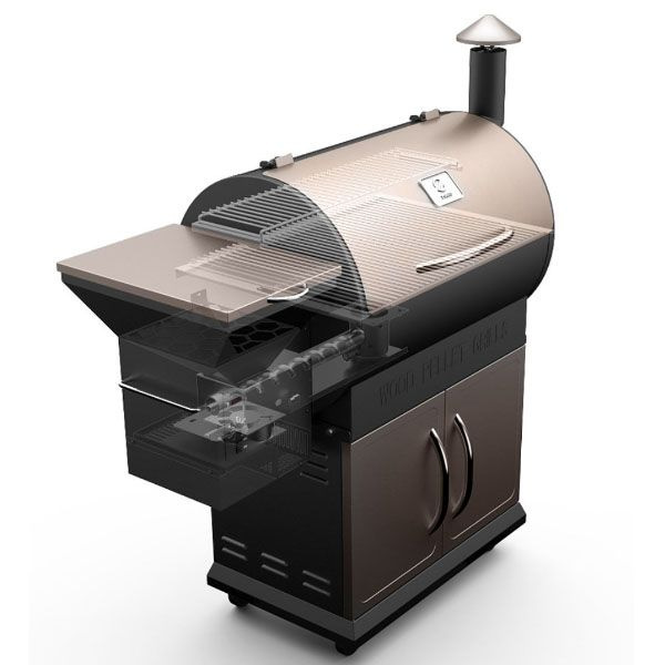 product image for Z Grills Master 700D