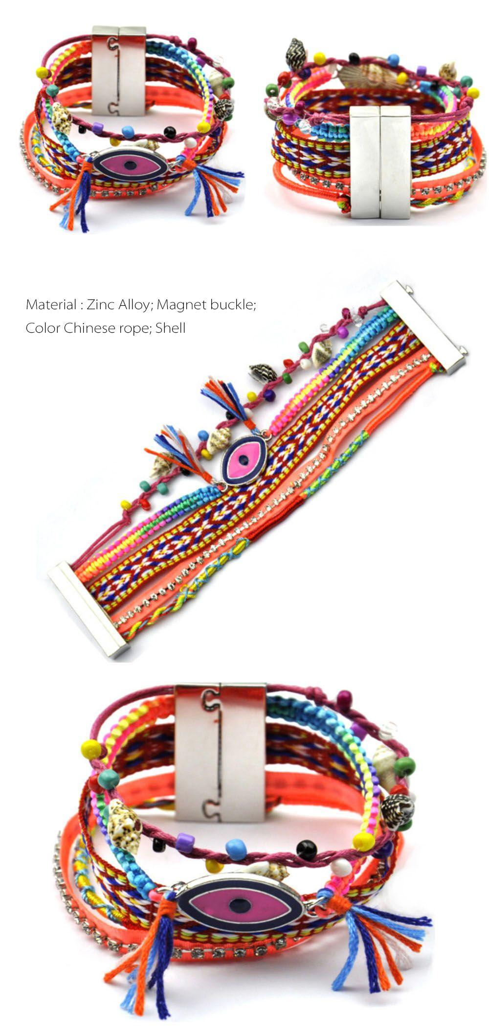 Boho Bracelet Stackable Bracelet