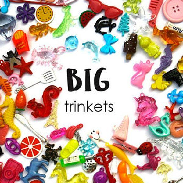 Big Mixed Trinkets