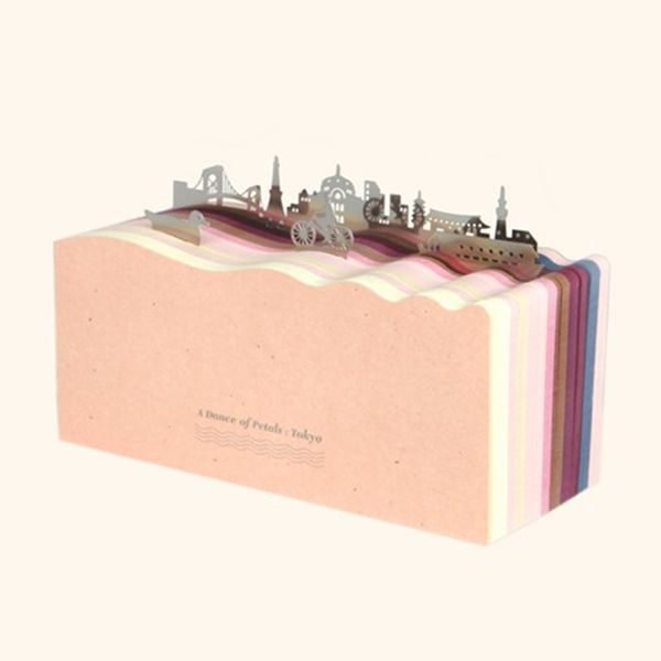 product image for Cityscapes Memo Pad