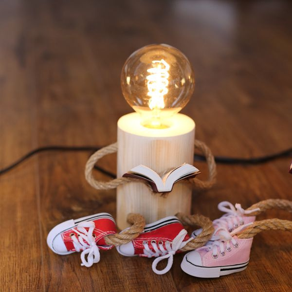 Little Man Night Light