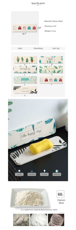 Soap Tray Cute Design