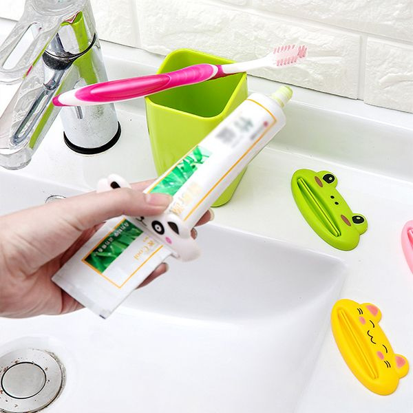 product image for Cute Critter Toothpaste Squeezer