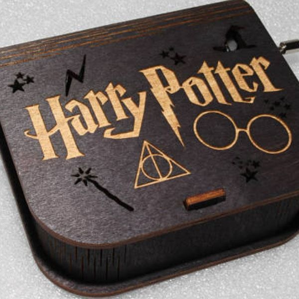 product image for Harry Potter Music Box