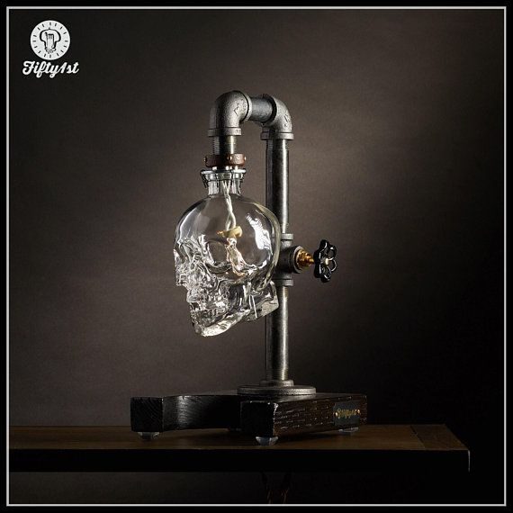 """product image for Industrial Table Lamp """"Max"""""""