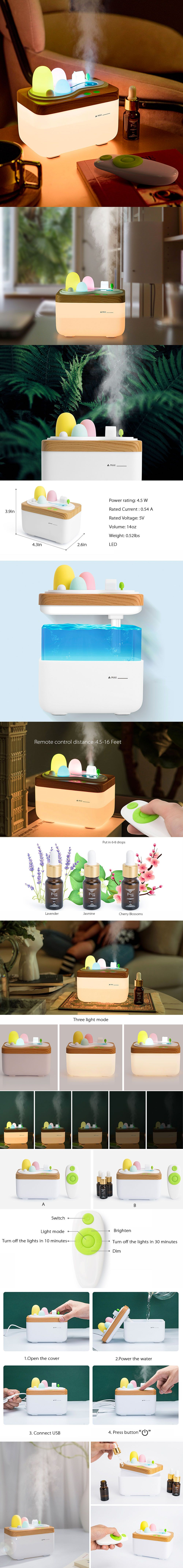 Night Light Multi-function Gadget