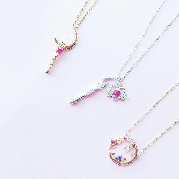Sailor Moon Pendant Necklace