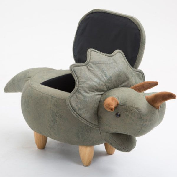 product image for Dinosaur Storage Stool