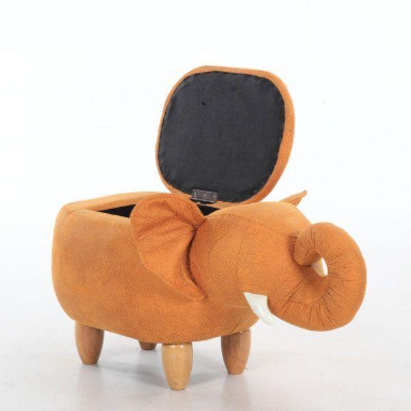 product image for Elephant Storage Stool