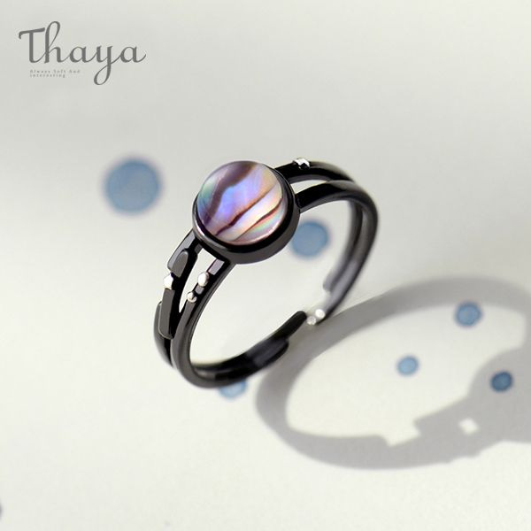 Thaya Milky Way and Star Trails Rings