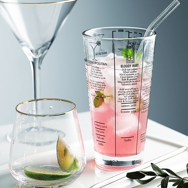product image for Glass Cocktail Shaker