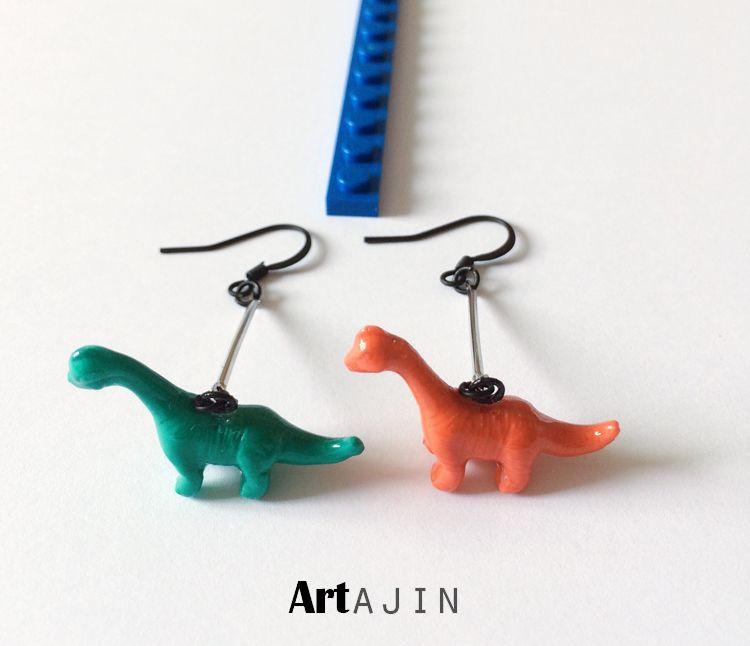 Dinosaur Earrings Dinosaur Earrings