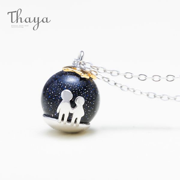 product image for Thaya Beneath The Stars Pendant Necklace
