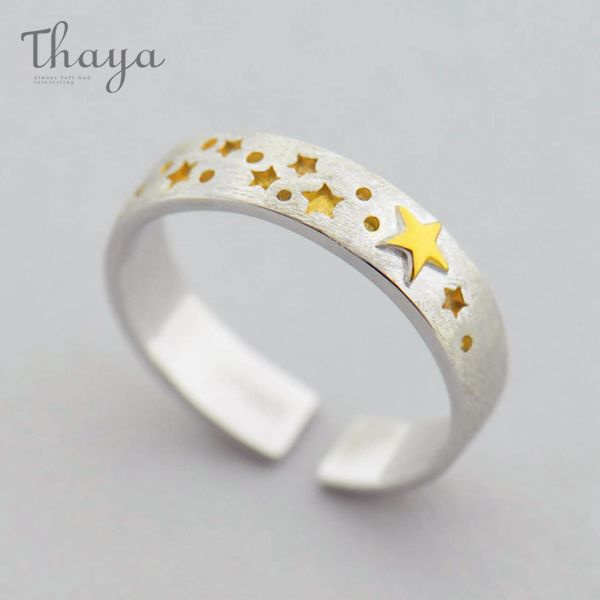 Thaya 3D Chasing Stars Rings