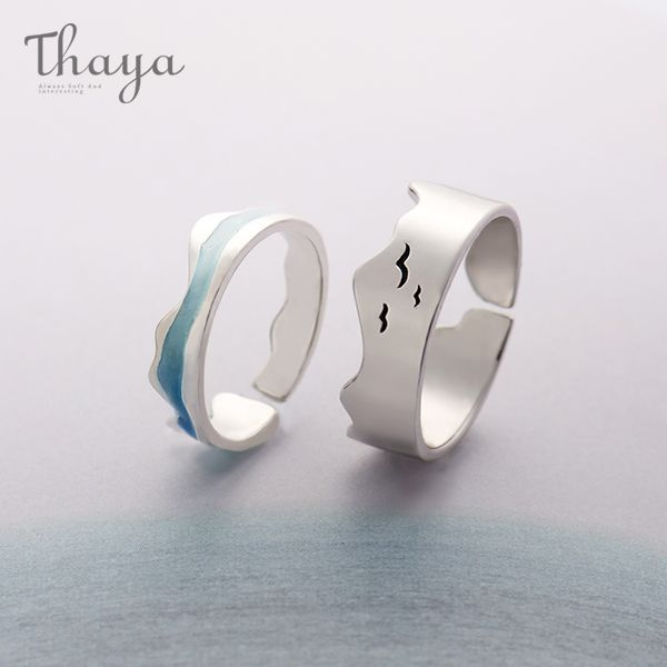 Thaya Ends of The Earth Ring Set