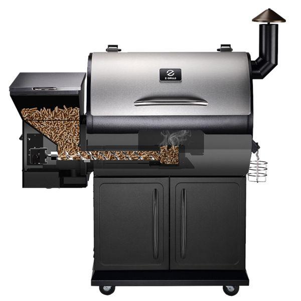 Z Grills 700E 8-in-1 Wood Pellet Grill