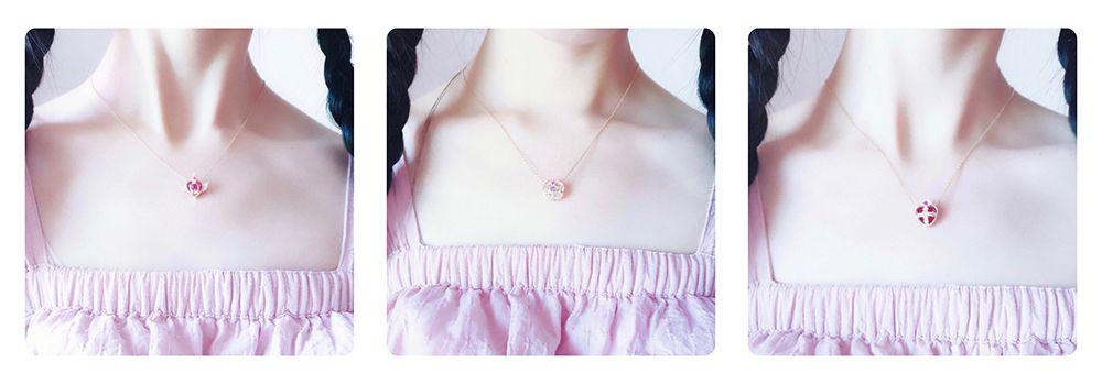 Sailor Moon Necklace Sailor Scout Style