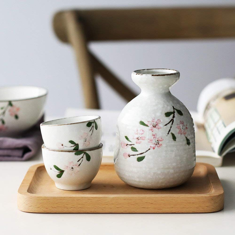 product image for Japanese Ceramic Sake Set