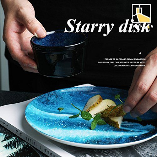 product image for Starry Sky Porcelain Plates
