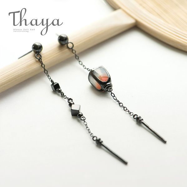 Thaya Palace Lantern Drop Earrings