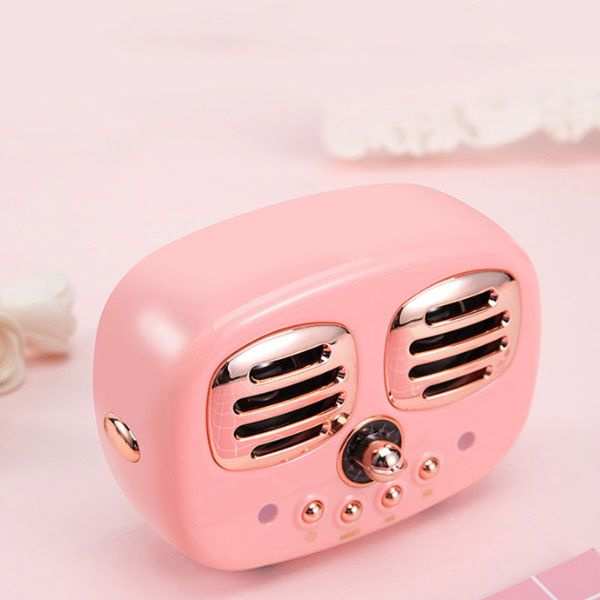 product image for Mini Retro Radio Wireless Speaker