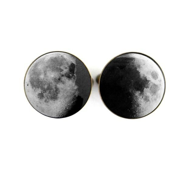 product image for Birth Moon Cuff Links
