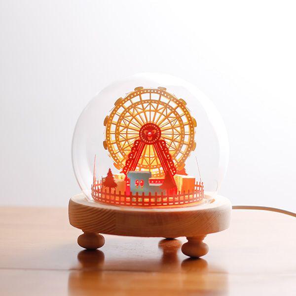 product image for DIY Ferris Wheel Night Light Kit