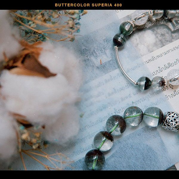 Green Phantom Quartz Bracelets