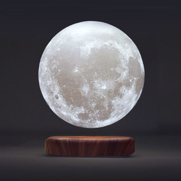 Leviluna - Levitating Moon Lamp