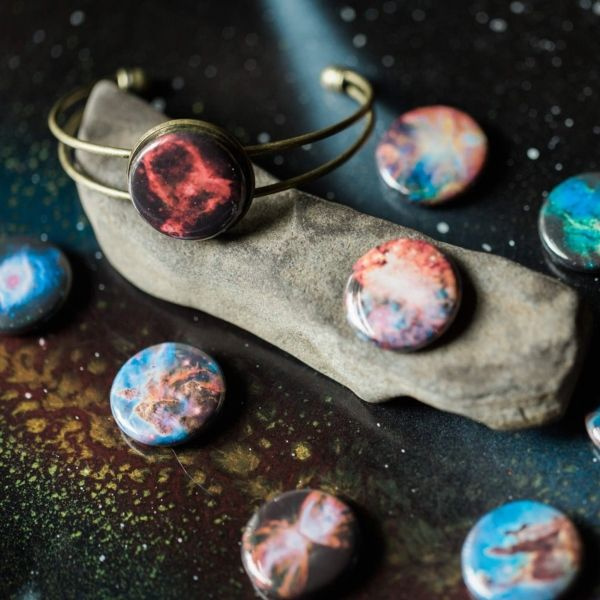 product image for Interchangeable Nebula Cuff Bracelet