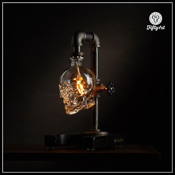 "product image for Industrial Table Lamp ""Max"""