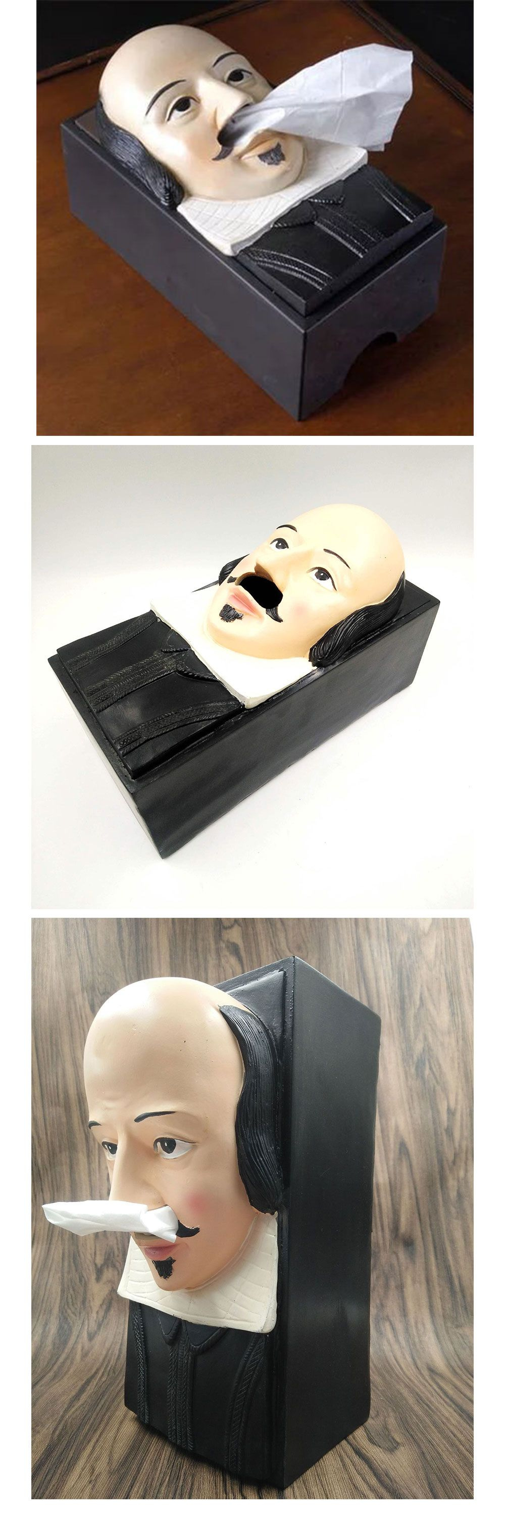 Creative Tissue Box To Sniff Or Not