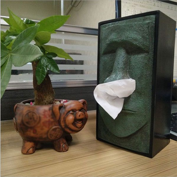 product image for Novelty Tissue Box