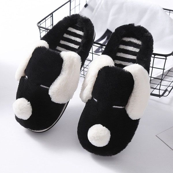 product image for Plush Pup Slippers