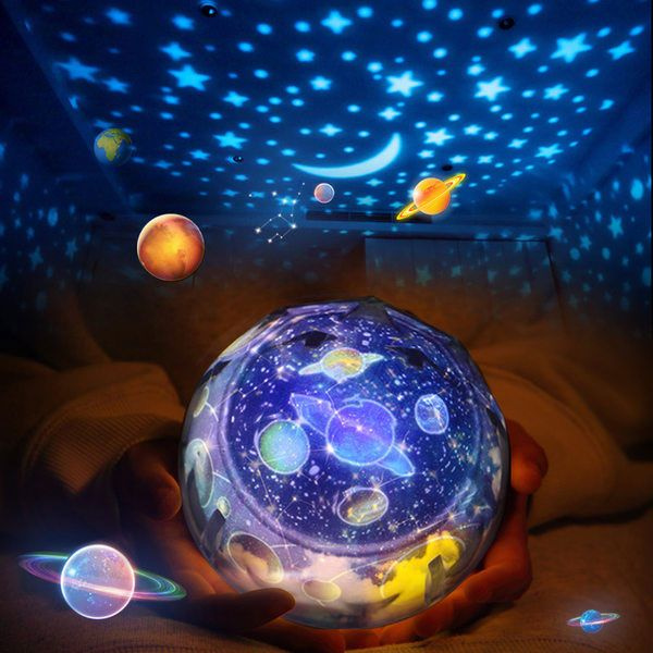 Cosmos Night Light/Projector