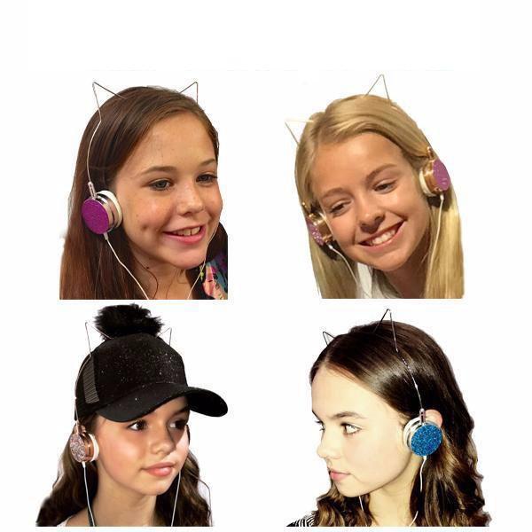 Cat or Unicorn Headphones