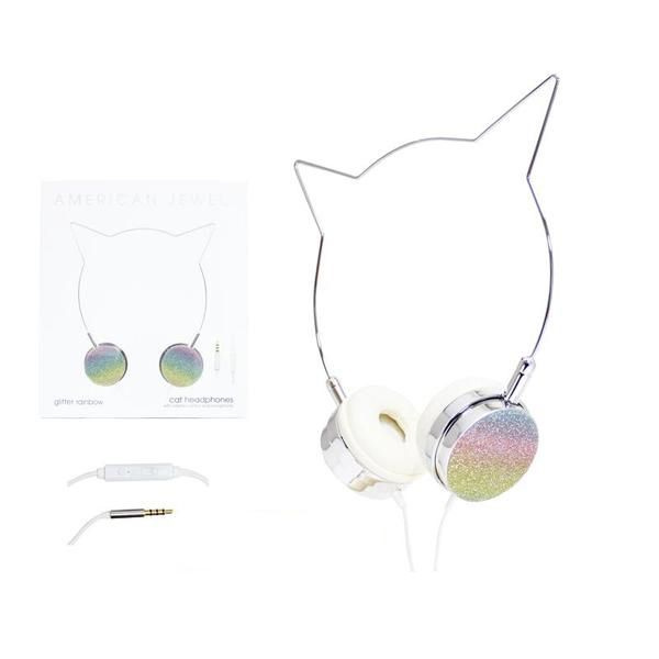 product thumbnail image for Cat or Unicorn Headphones