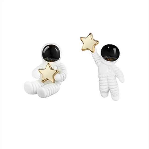 product image for Astronaut Star Earrings