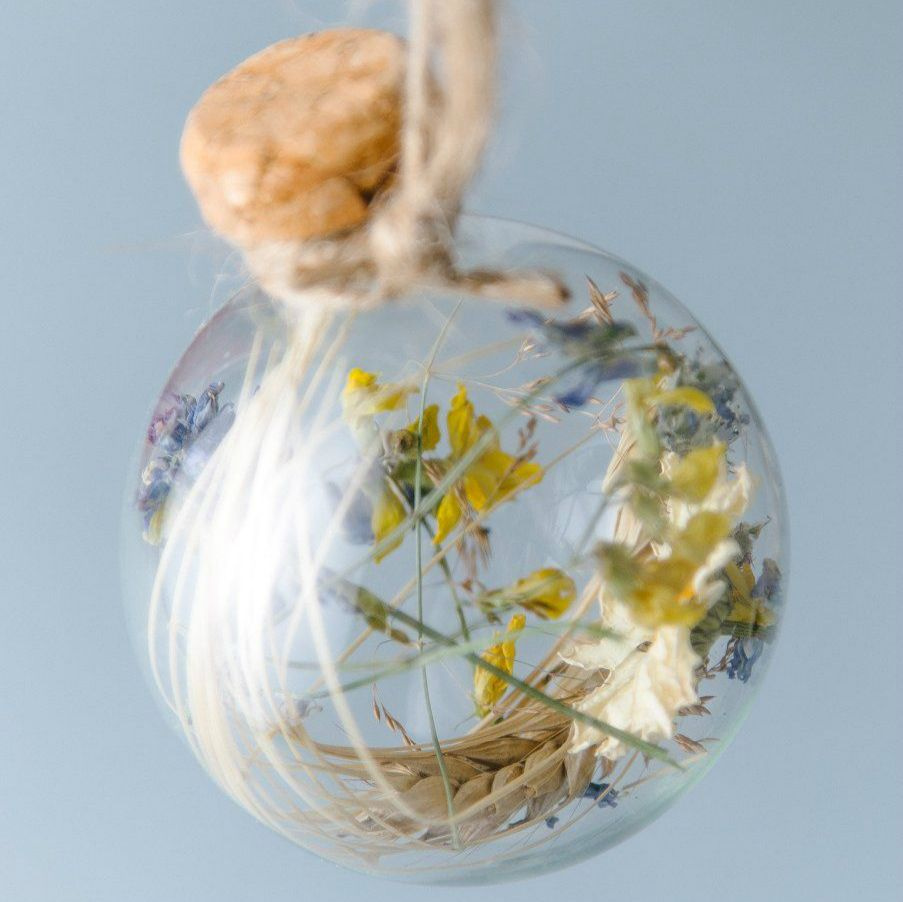 "product image for ""Prosperous"" Holiday Orb"