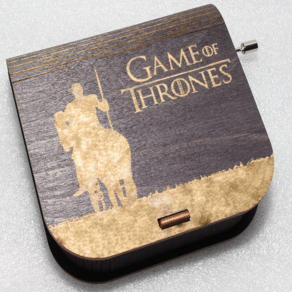 Game Of Thrones Music Box - White Walker Horseman